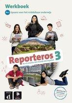 Reporteros 3 Werkboek