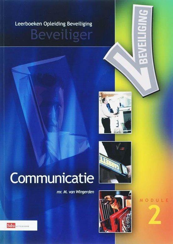 Beveiliger / 2 Communicatie - M. van Wingerden | Fthsonline.com