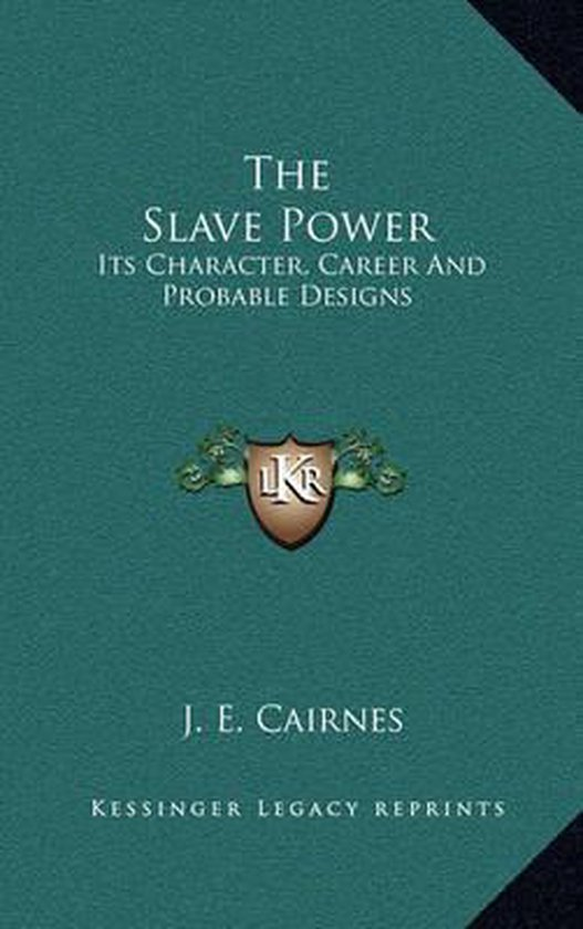 The Slave Power