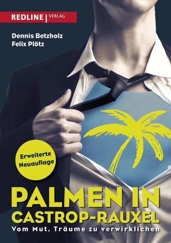 Boek cover Palmen in Castrop-Rauxel van Dennis Betzholz (Onbekend)