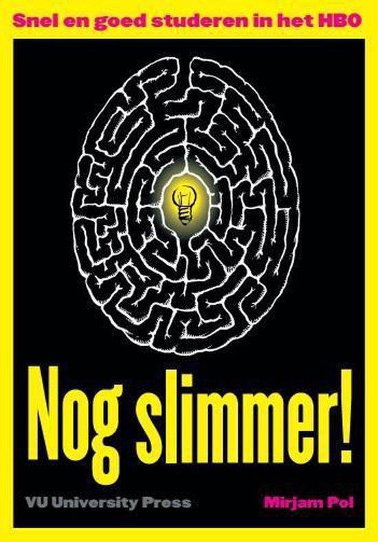 Boek cover Nog Slimmer! van Mirjam Pol (Paperback)