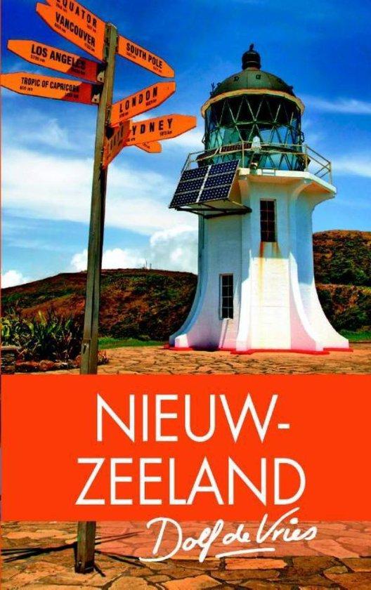 Nieuw-Zeeland In Een Rugzak - Dolf de Vries |