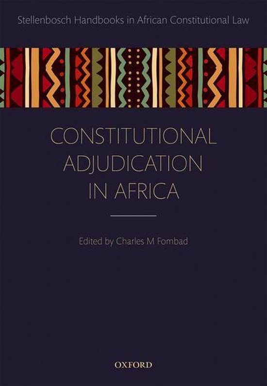 Constitutional Adjudication in Africa