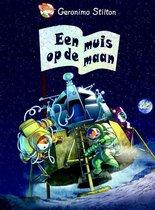 Geronimo Stilton Een muis op de maan (stripboek)