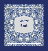 Visitor Book (Hardcover)