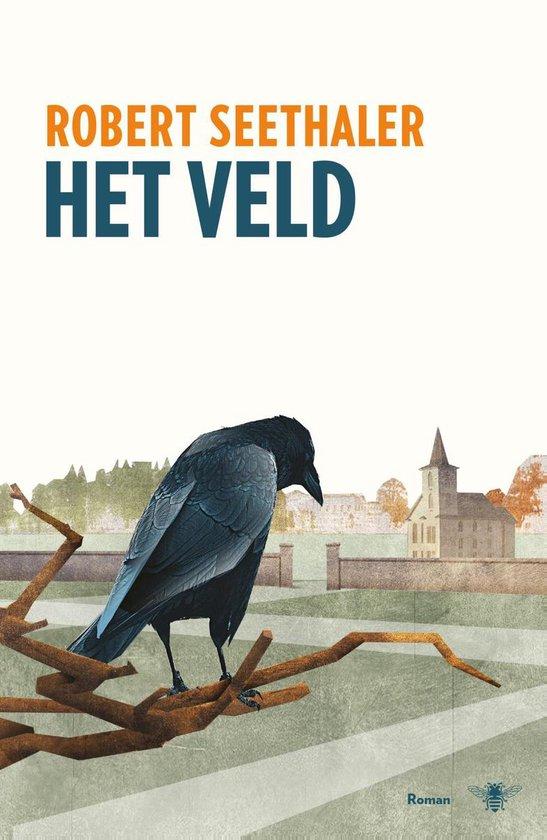 Boek cover Het veld van Robert Seethaler (Onbekend)