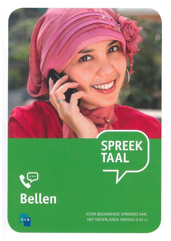 Boek cover Spreektaal 1 - Bellen + audio-cd van Martijn Baalman (Onbekend)