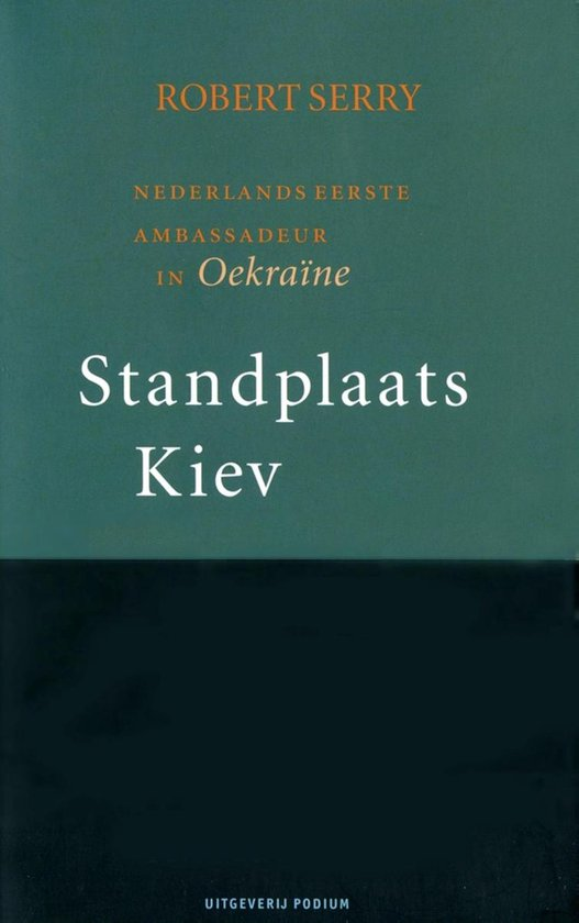 Standplaats Kiev - Robert Serry |
