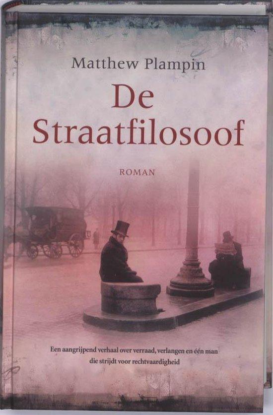 Cover van het boek 'De straatfilosoof'