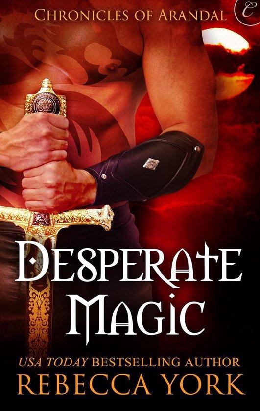Omslag van Desperate Magic