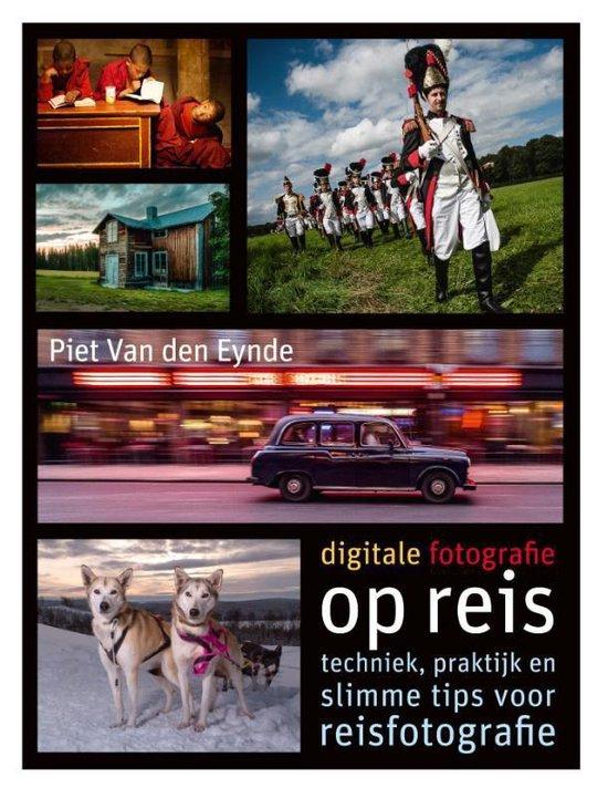 Cover van het boek 'Digitale fotografie op reis'