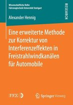 Eine Erweiterte Methode Zur Korrektur Von Interferenzeffekten in Freistrahlwindkanalen Fur Automobile