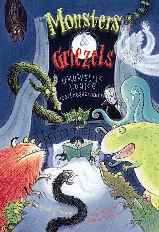 Monsters & griezels - Bies van Ede | Readingchampions.org.uk