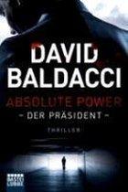Boekomslag van 'Absolute Power - Der Präsident'
