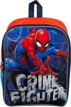 SPIDER-MAN Crime Fighter Rugzak Rugtas School Tas 4-8 jaar SPIDERMAN