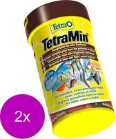 Tetra Tetramin Bio Active - 2 St à 100 ml - Visvoer