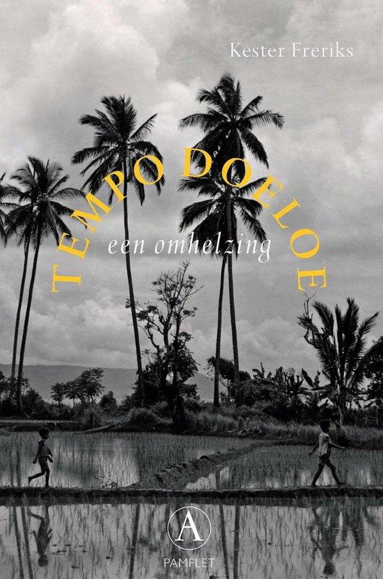 Boekomslag voor Tempo Doeloe, een omhelzing