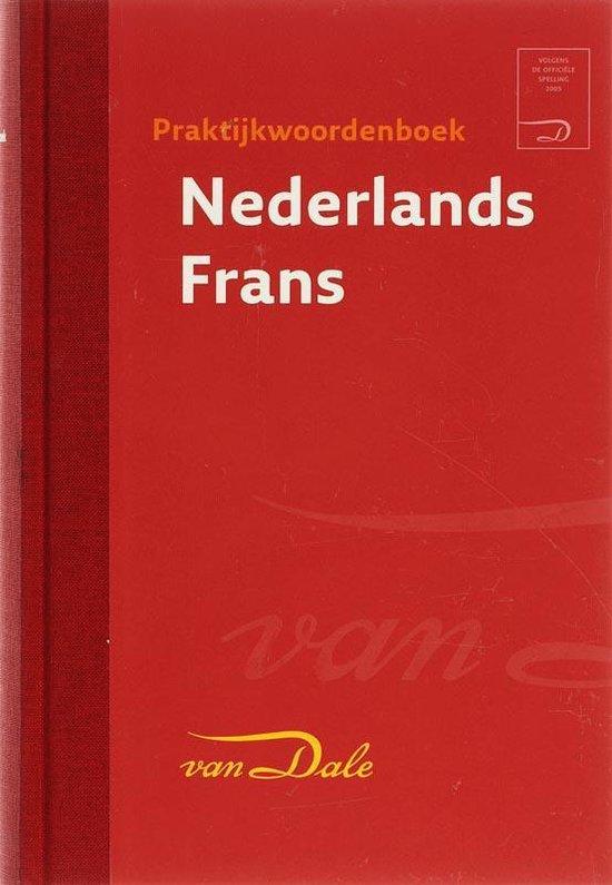 Van Dale Praktijkwoordenboek Nederlands Frans - Onbekend  