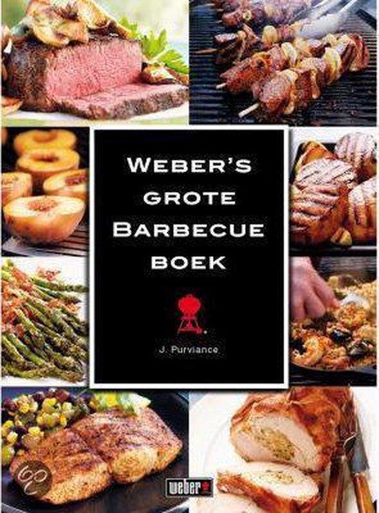 Weber Boek Webers Grote Barbecue Boek