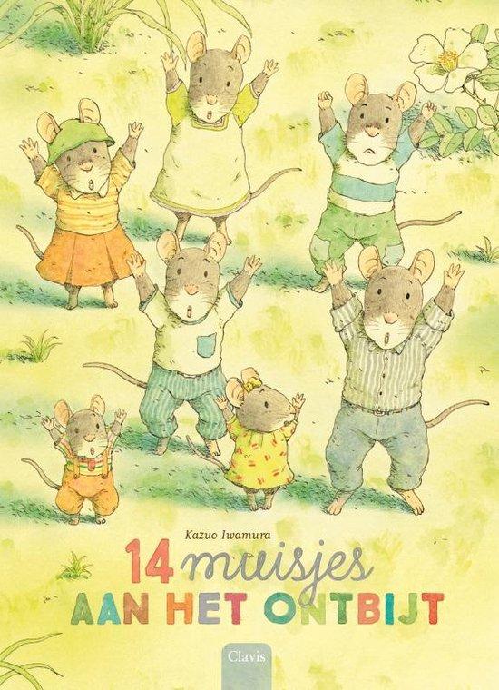 14 muisjes aan het ontbijt - Kazuo Iwamura  