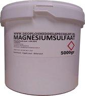 5000gr Magnesiumsulfaat (Bitterzout, heptahydraat, 99%)