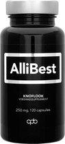 AlliBest knoflook capsules 120 stuks