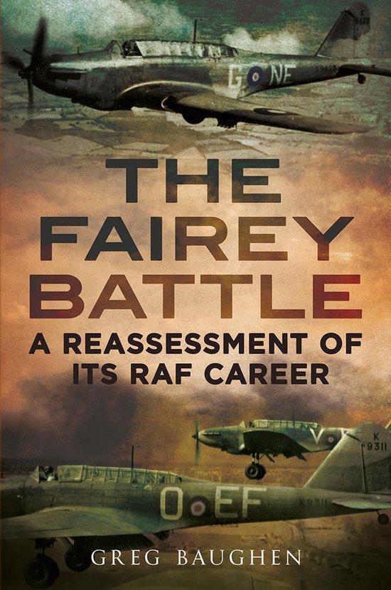 Boek cover The Fairey Battle van Greg Baughen (Onbekend)