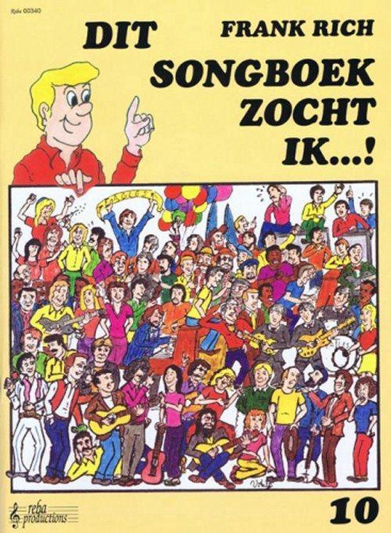 DIT SONGBOEK ZOCHT IK..! DL.10 - Frank Rich | Readingchampions.org.uk
