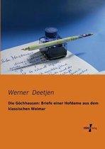 Boek cover Die Goechhausen van