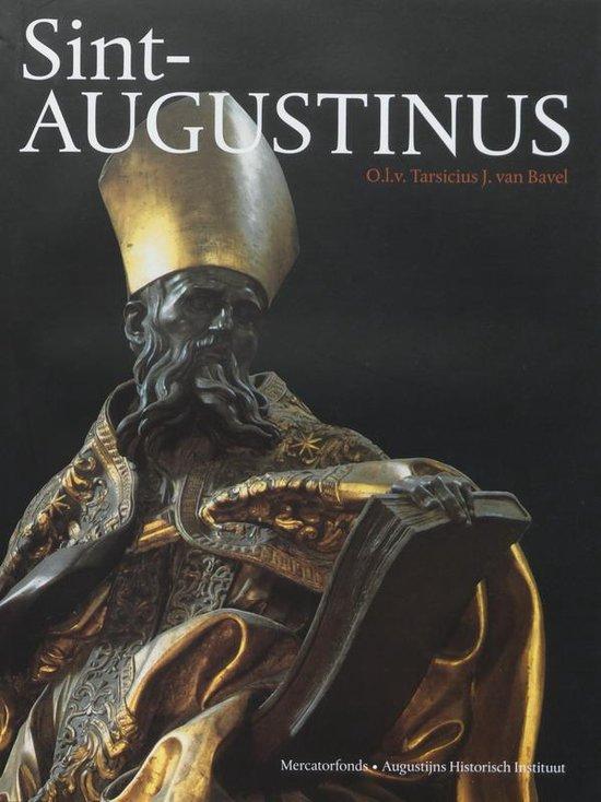 Sint-Augustinus - Tarsicius J. Van Bavel |
