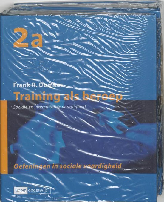 Training als beroep set / 2 Oefeningen in sociale vaardigheid