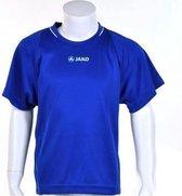 Jako Shirt Fire KM - Sportshirt - Kinderen - Maat 164 - Royal Blue