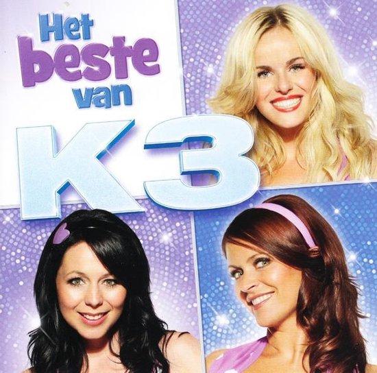 CD cover van Het Beste Van K3 van K3