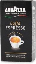 Lavazza Caffe Espresso Gemalen Koffie - 250 gram