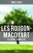 Les Rougon-Macquart (La série complète: 20 romans)