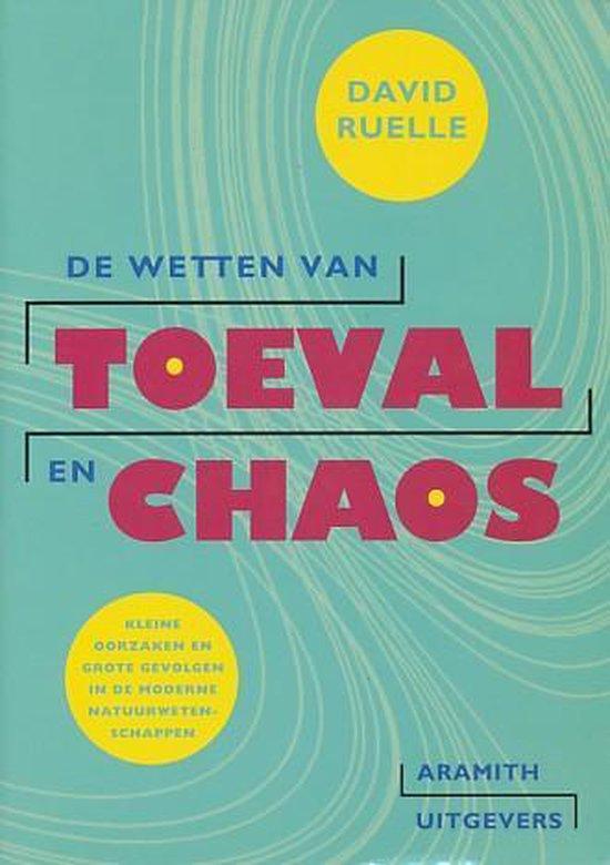 De wetten van toeval en chaos - David Ruelle pdf epub