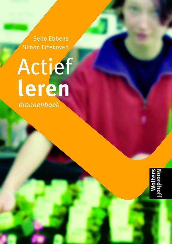 Actief Leren - S. Ebbens |