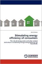 Stimulating Energy Efficiency of Consumers