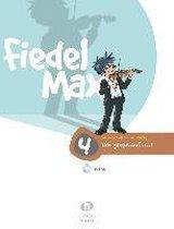 """Fiedel Max - """"Der große Auftritt"""" - Vorspielstücke 4 mit CD"""