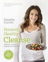 Boek cover Honestly Healthy Cleanse van Natasha Corrett