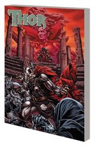 Omslag Thor By Kieron Gillen