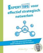 Experttips boekenserie - Experttips voor effectief strategisch netwerken