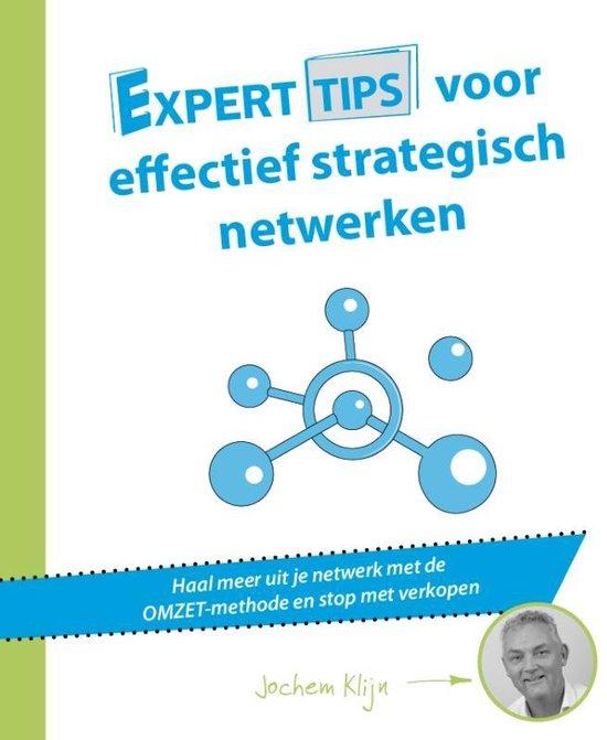 Experttips boekenserie - Experttips voor effectief strategisch netwerken - Jochem Klijn | Fthsonline.com
