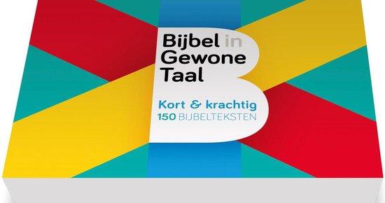 Bijbel in gewone taal - dwarsligger (compact formaat) - none |