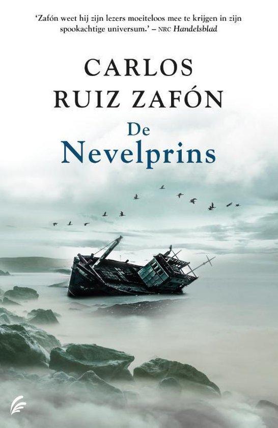 De Nevelprins - Carlos Ruiz Zafon |