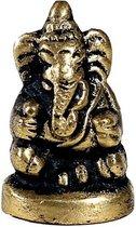 Minibeeldje Ganesha Zittend (3 cm)