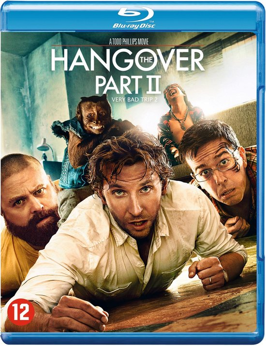 The Hangover Part II (Blu-ray)