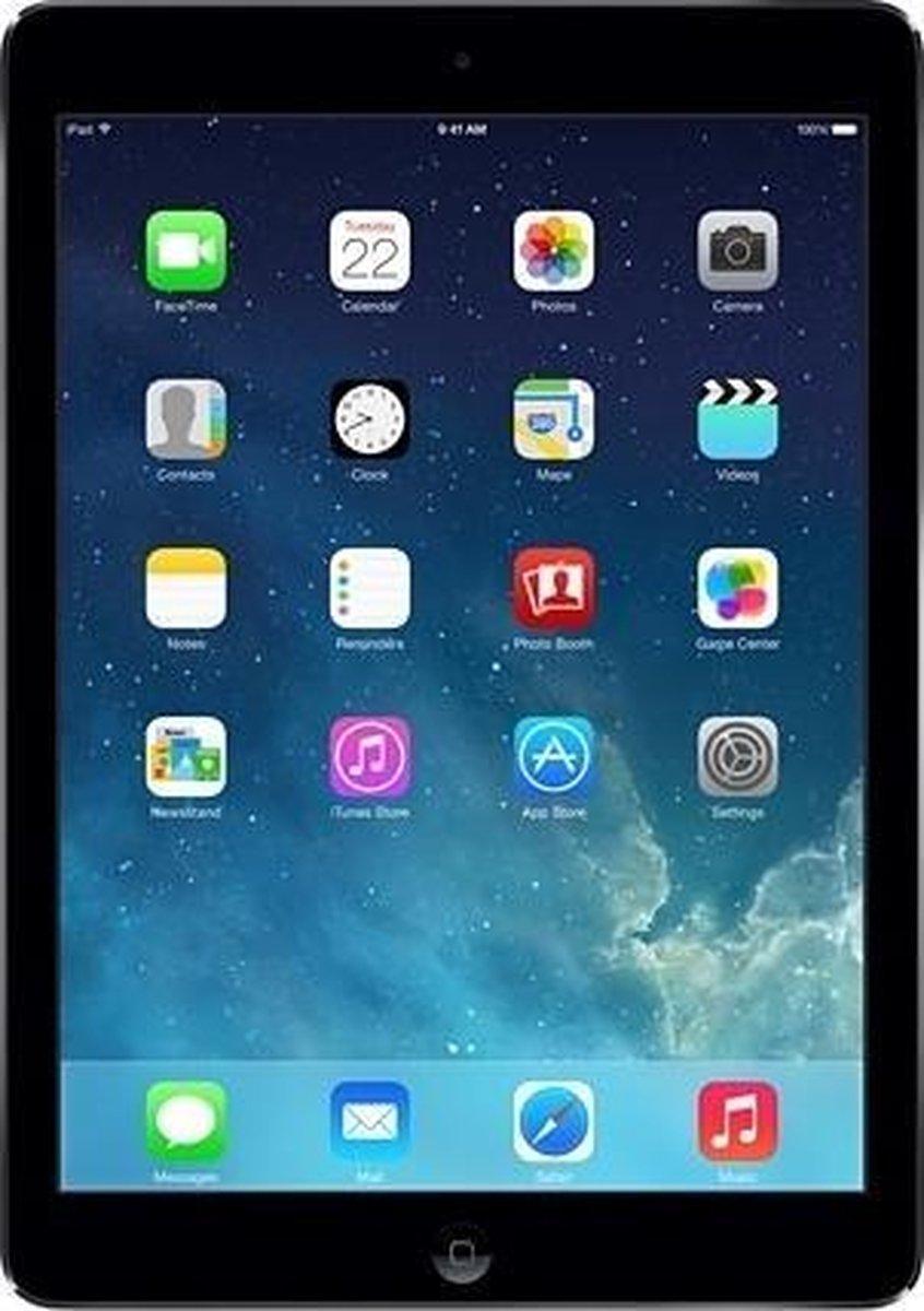 Apple Ipad Air refurbished door Forza – A-Grade (Zo goed als nieuw) – 16GB – Spacegrijs