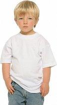 Stedman Kinder T-shirt -Wit - Maat M (134-140)