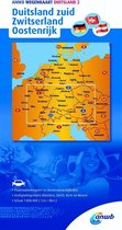ANWB wegenkaart - ANWB wegenkaart Duitsland 2. Duitsland zuid/Zwitserland/Oostenrijk